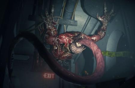Los lickers entran en escena en el nuevo gameplay de Resident Evil 2