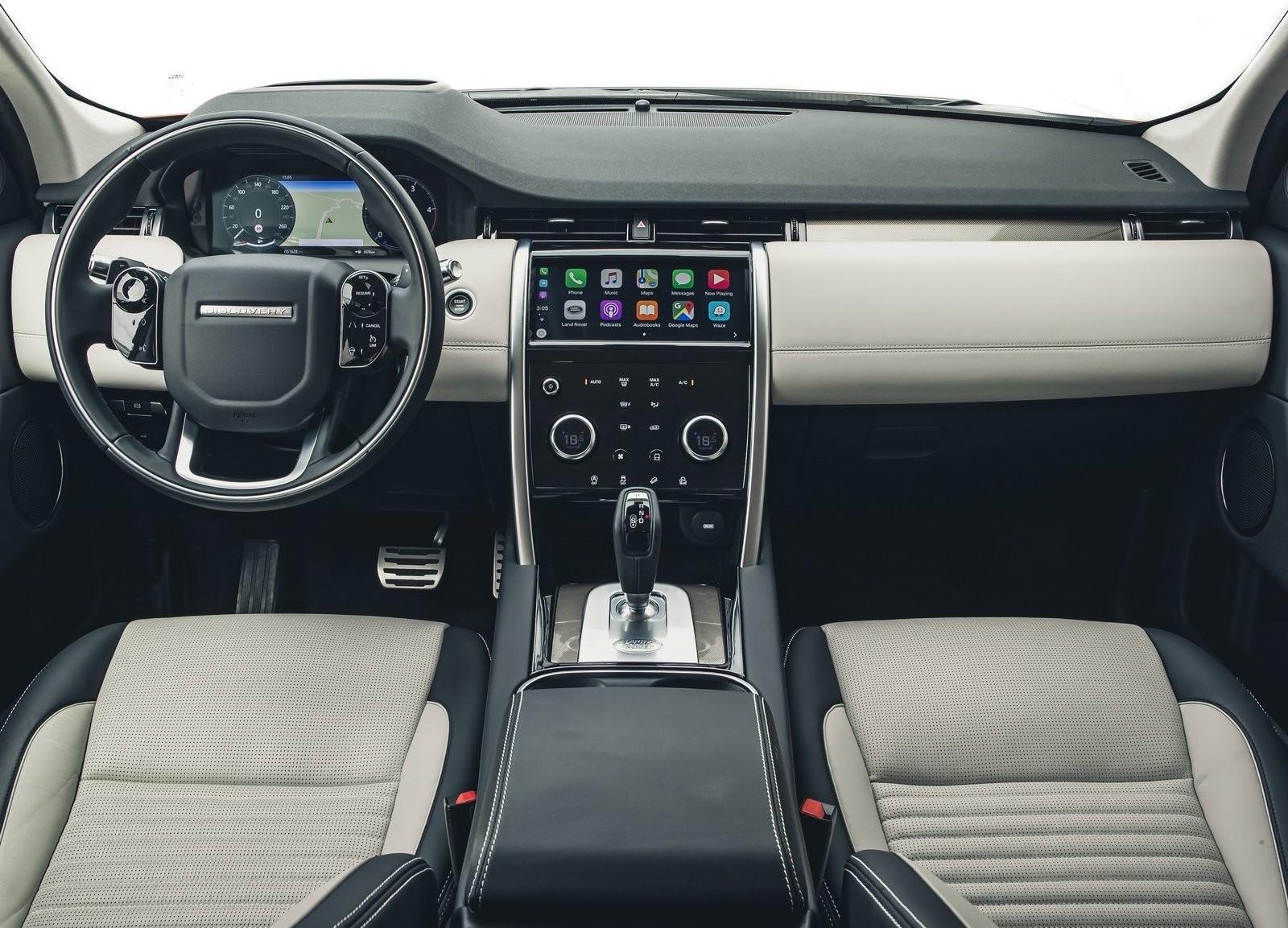 Foto de Land Rover Discovery 2020 (13/24)