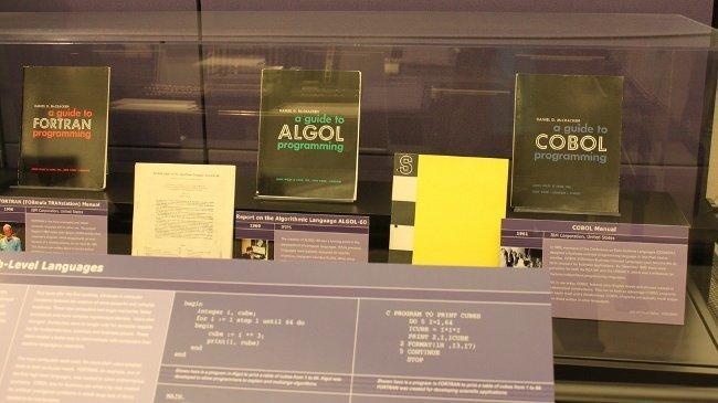 Los primeros lenguajes de programación