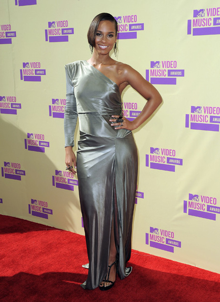 Alicia Keys VMA 2012