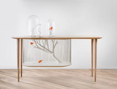 Comparte mesa con tus pájaros