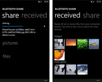Nokia Bluetooth Share ya disponible en la Windows Phone Store
