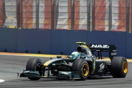 Lotus F1 Racing abandonará el desarrollo del T127 a partir del Gran Premio de Gran Bretaña