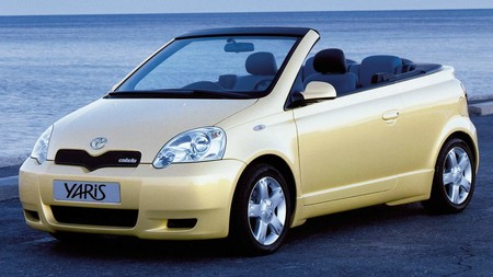 Toyota Descapotable 5