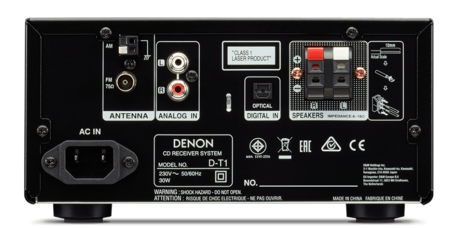 Denon Dt 1 Highlight