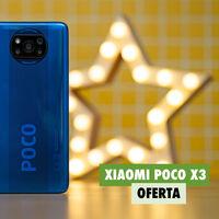 Poco X3 NFC, un superventas de Xiaomi con pantalla 120Hz, en oferta por 185,99 euros en la Black Week de eBay