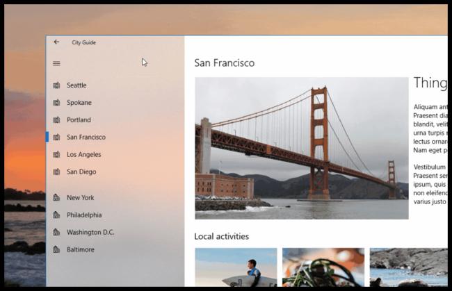 La última beta de Windows 10 está repleta de novedades interesantes