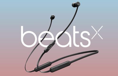Ya disponibles en algunas Apple Store los auriculares inalámbricos BeatsX: chip W1 de Apple y 8 horas de autonomía