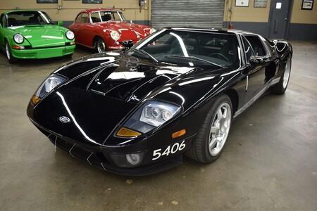 Prototipo del Ford GT será subastado, incluye firmas de Carroll Shelby, Bill Ford y limitante de 8 km/h