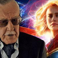 El fantástico cameo de Stan Lee en 'Capitana Marvel' confirma la identidad de la leyenda del cómic en el Universo Marvel