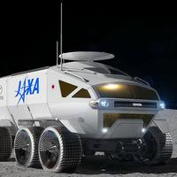 Toyota se une con JAXA para la exploración espacial de la Luna y Marte