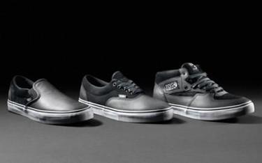 Nuevas zapatillas Vans, por Gabe Morford