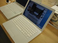 Nuevas imágenes sobre MacBooks recién estrenados