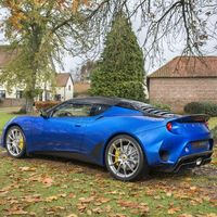 El Lotus Evora GT410 Sport sigue una fórmula ligerísima para devorarse los circuitos