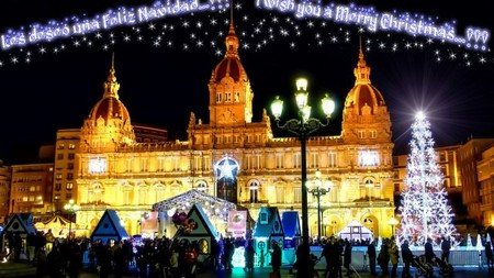 Mercado De Navidad Mria Pita