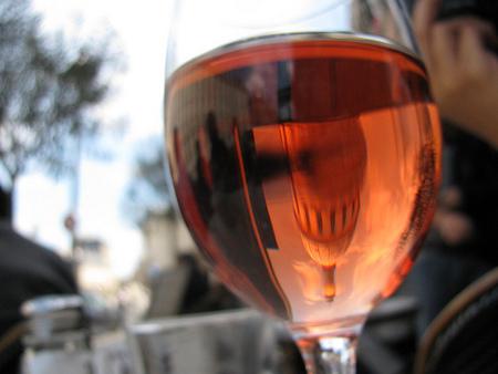 copa rosado