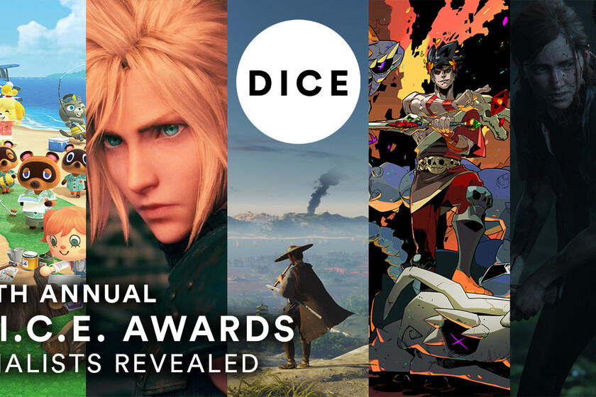 The Last of Us 2 y Ghost of Tsushima parten como destacados en la lista de nominados a los D.I.C.E. Awards 2021