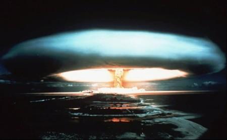 Detonación nuclear