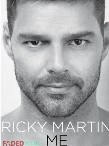 Ricky Martin se lleva una pasta por contar su vida