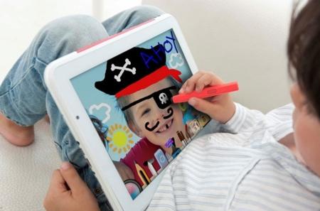 tablets para niños qué modelo regalar