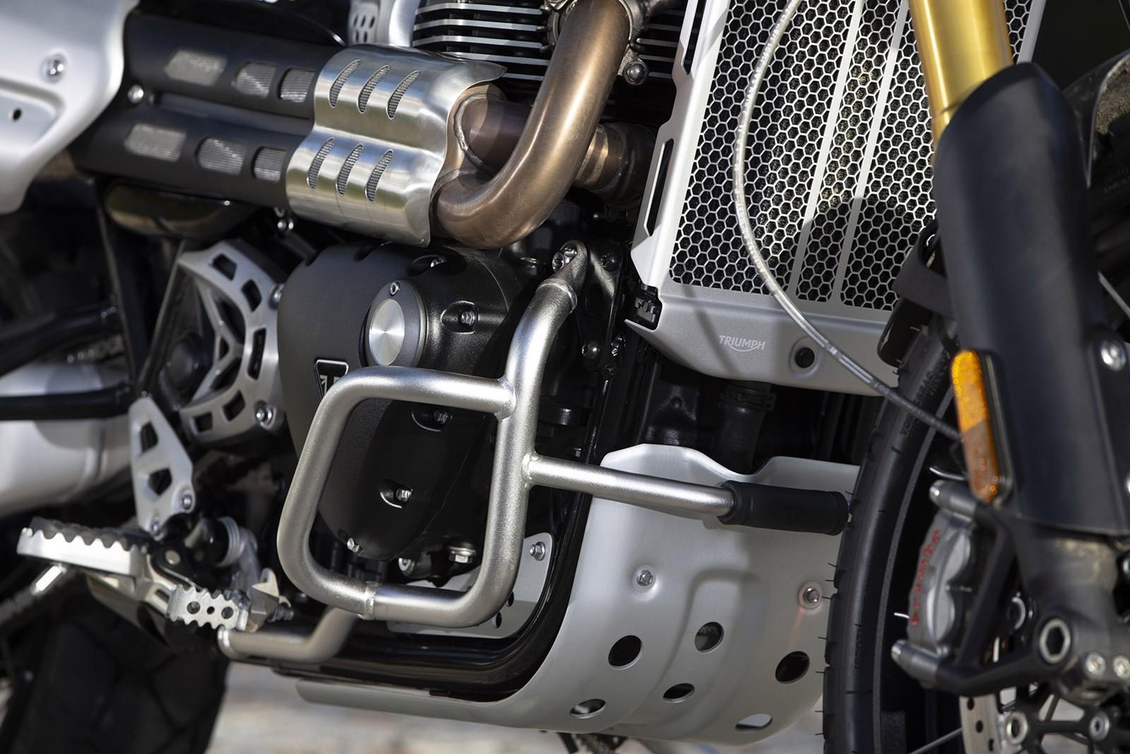 Foto de Triumph Scrambler 1200 XC y XE 2019 (84/91)
