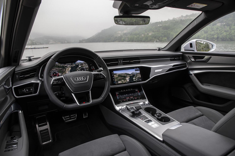 Foto de Audi A6 2018, toma de contacto (79/118)