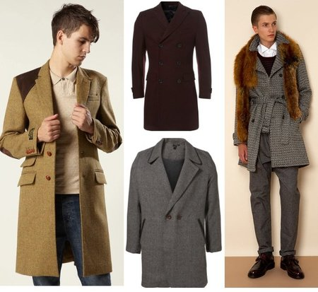 abrigos tendencia low cost invierno 2012