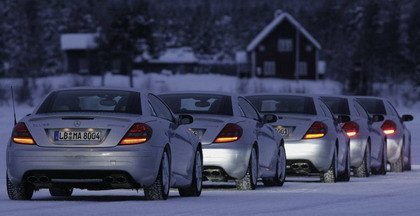 Test Invernales Mercedes