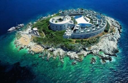 El campo de prisioneros que se ha convertido en resort de vacaciones de lujo