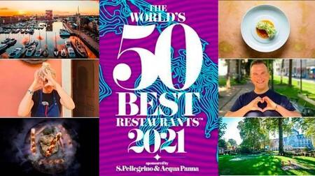 The Worlds 50 Best Restaurants 2021