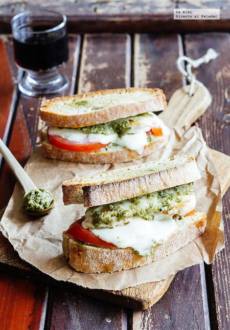 Sandwich Pollo