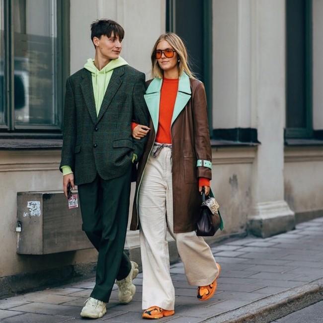 El mejor street-style de la semana: así se vive la moda en la Fashion Week de Estocolmo