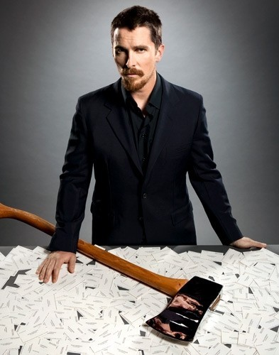 Christian Bale (Photo: Sarah Dunn)