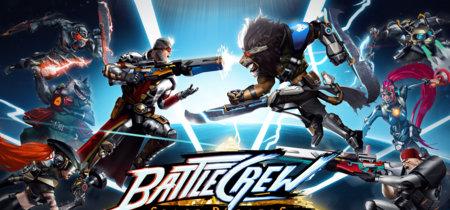 Dontnod anuncia Battlecrew Space Pirates, un shooter multijugador competitivo en 2D