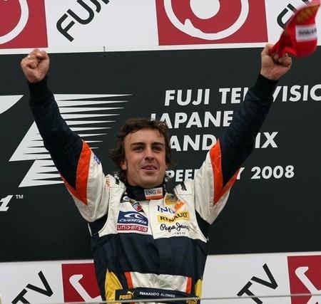 Fernando Alonso, el mejor piloto del año