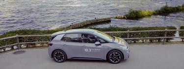 El Volkswagen ID.3 supera las cifras de autonomía viajando de Alemania a Suiza