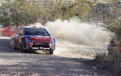 Sébastien Loeb vence en el Rally de México