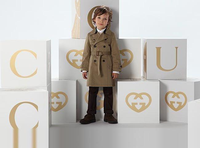 Foto de Especial moda infantil: Ralph Lauren y Gucci, estilo de adultos adaptado a los más pequeños (18/19)