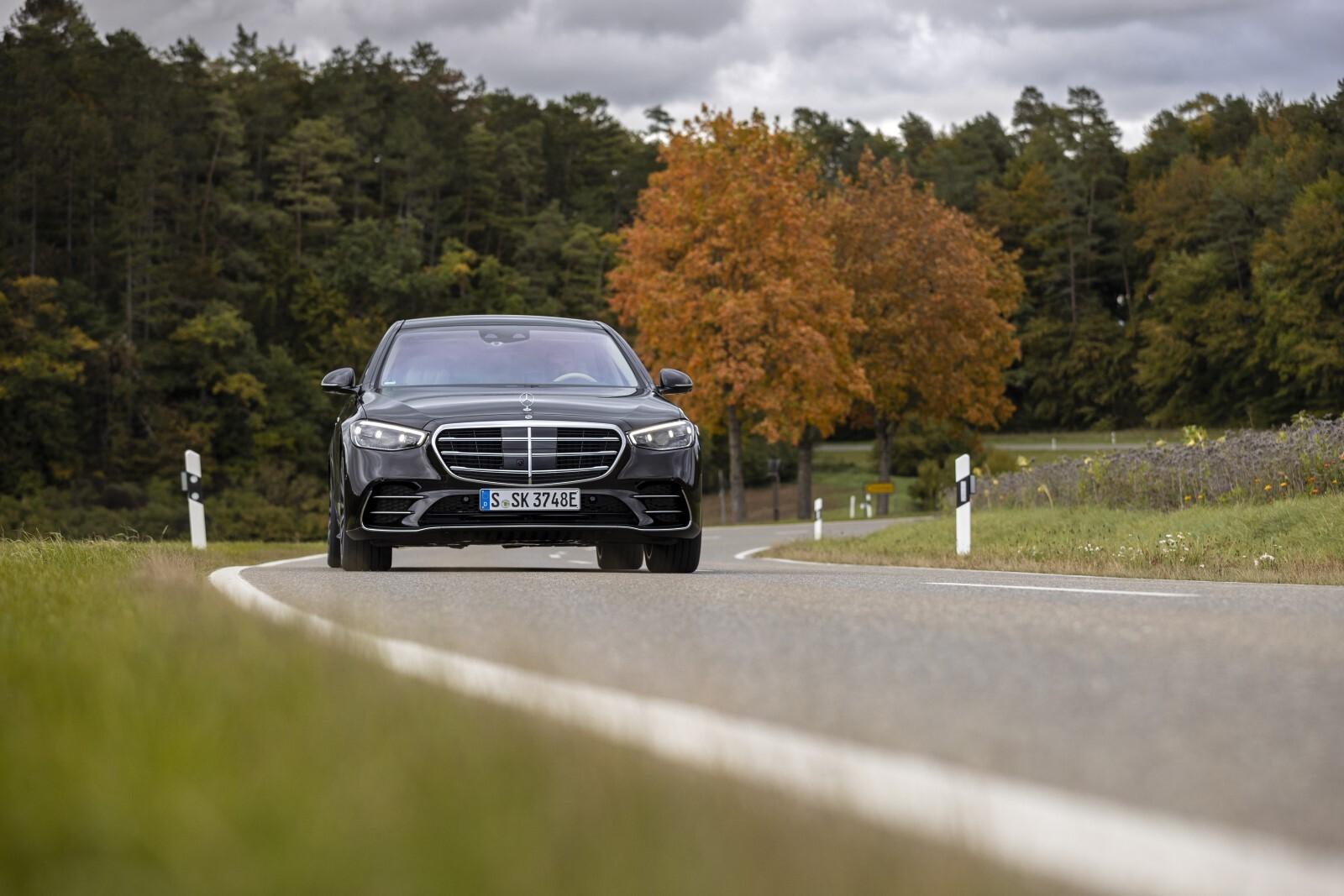 Foto de Mercedes-Benz Clase S PHEV 2021 (5/9)
