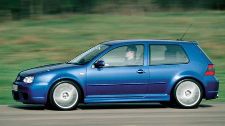 Volkswagen Golf R32 DSG (2003)