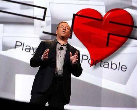 """""""Antes que Natal, debéis comprar una PS2 y un Eye Toy"""". Sony making friends"""