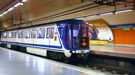 Metro de Madrid (Benedicto16)