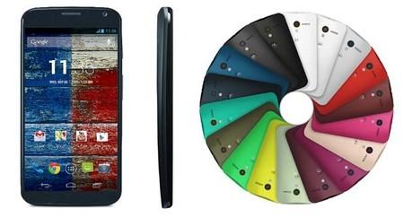 Estos podrían ser los precios del Moto X en Telcel