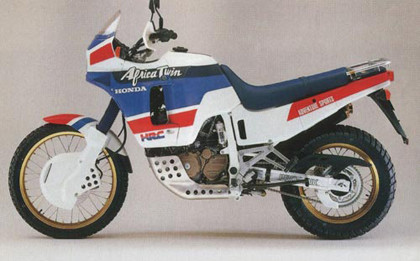 Africa Twin 1988
