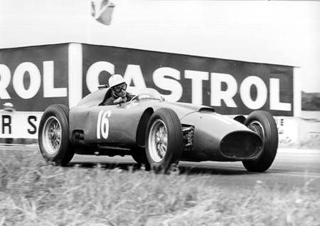 Alfonso De Portago Francia F1 1956