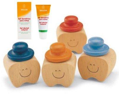 Pasta de dientes para niños Weleda