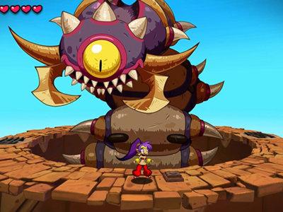 Shantae: Half-Genie Hero continúa emocionándonos con su nuevo tráiler