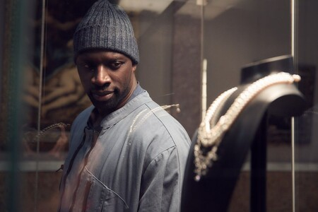 Lupin Serie Netflix Omar Sy