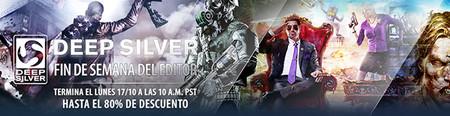 Que comiencen las ofertas de la semana con los descuentos de Deep Silver en Steam