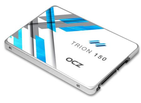OCZ ofrece mayor rendimiento y menor costo con SSDs Trion 150 de gama baja